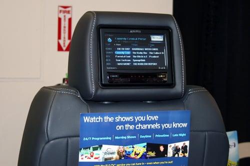 FLO TV Auto Entertainment System