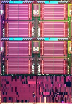 Intel's 22nm memory array