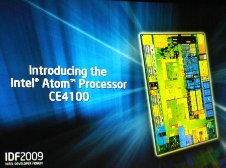 Intel CE4100