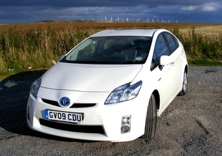 Toyota Prius 4G