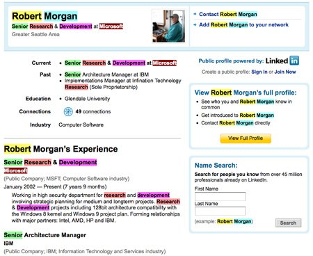 Robert Morgan LinkedIn2