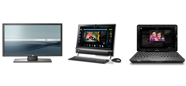 HP Touch PCs