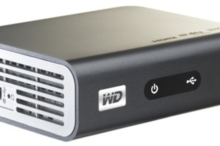 WD WD TV Live