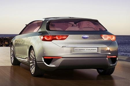 Subaru HTC