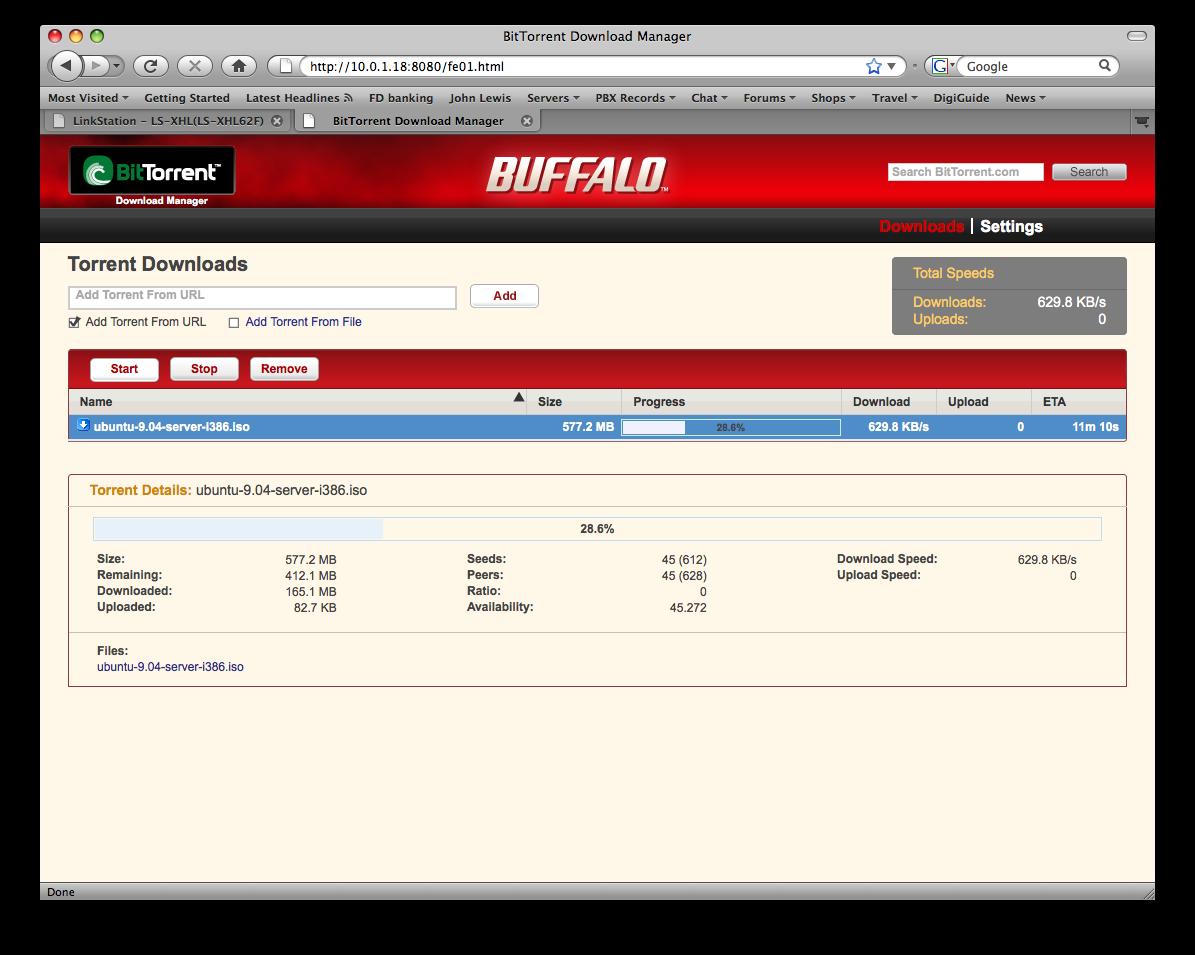 Buffalo Linkstation Pro • The Register