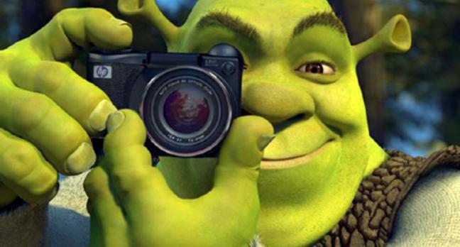 HP and Shrek 2