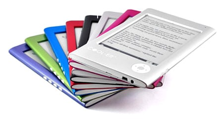 Cool-er eBook Reader