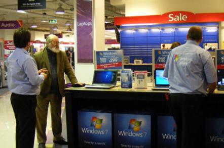 Windows 7 gurus