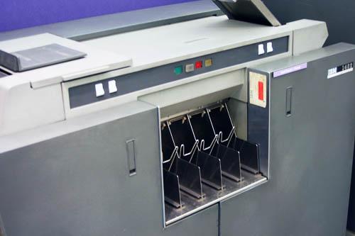 1401 card reader