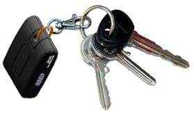 Key-Fob GPS
