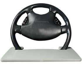 The Laptop Steering Wheel Desk