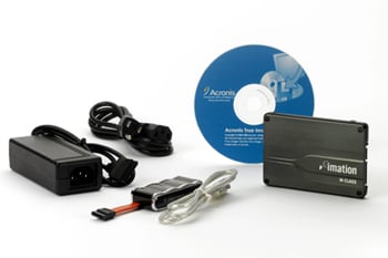 Imation SSD upgrade kit