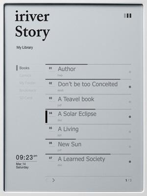 iRiver Story