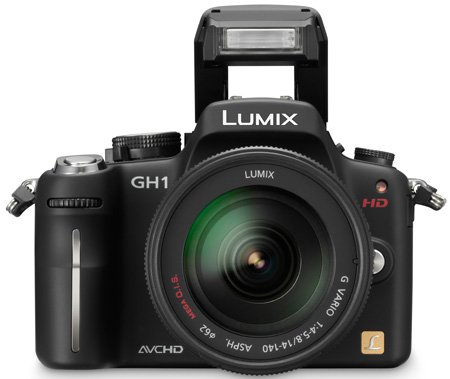 Panasonic DMC-GH1