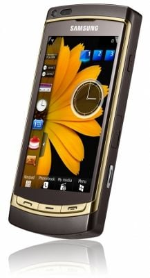 Samsung Omnia HD Gold Edition