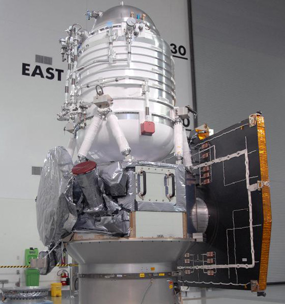 NASA's WISE spacecraft. Pic: NASA