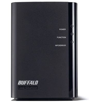 Buffalo Linkstation Duo