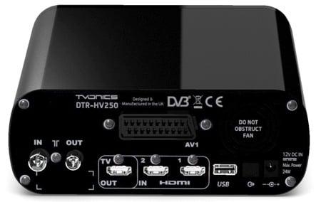 TVonics HV250