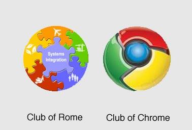 Google chrome web comic