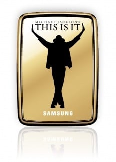 Michael Jackson This is It HDD