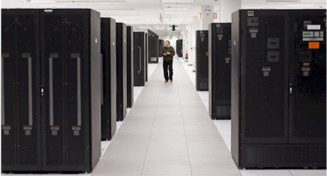IBM RTP Data Center