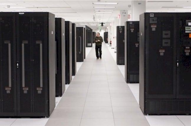 IBM RTP Data Center