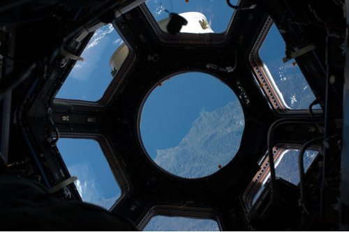 ISS gets bay window onto Earth • The Register