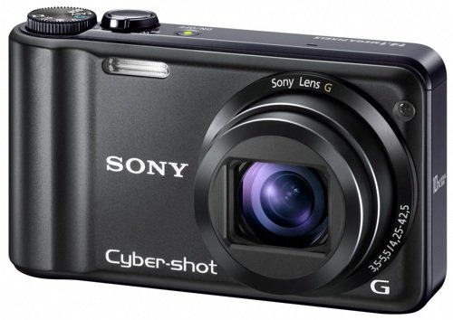 Sony Intros 10x Optical Zoom Compact The Register