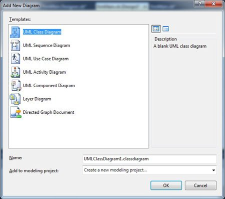 UML in Visual Studio 2010