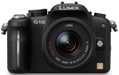 Panasonic DMC-G10