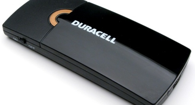 Duracell Instant Charger