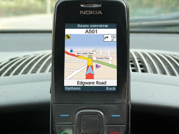 GPS on a cheap phone