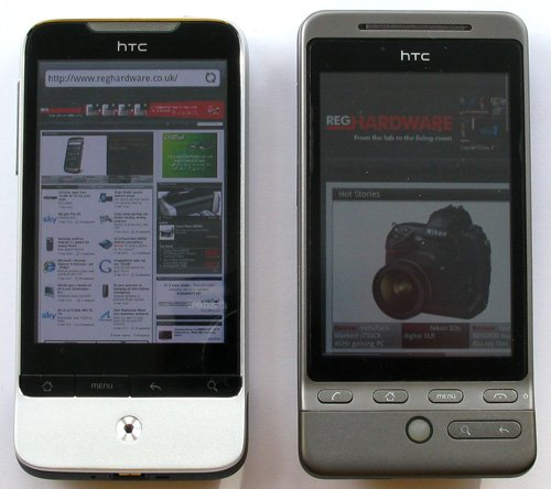 HTC Legend