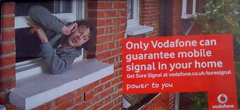 Sure Signal advertisment