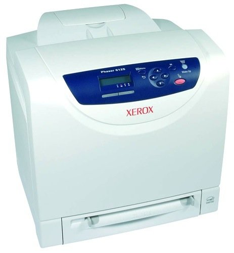 Surplus clearance inc xerox phaser 6125 color laser printer.
