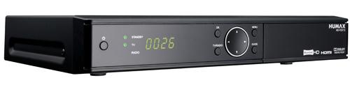 Humax HD-Fox T2