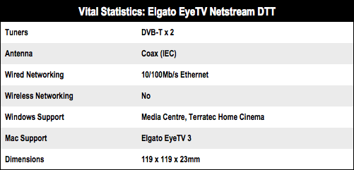 Elgato EyeTV Netstream DTT