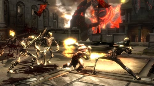 God of War III • The Register