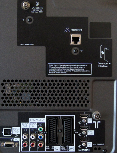 Panasonic Viera TX-P46G20ES