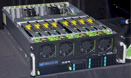 SGI Altix UV 10 Server