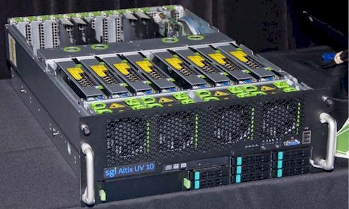 SGI Altix UV 10 Server
