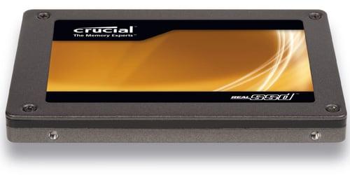 256gb Micron Real SSD