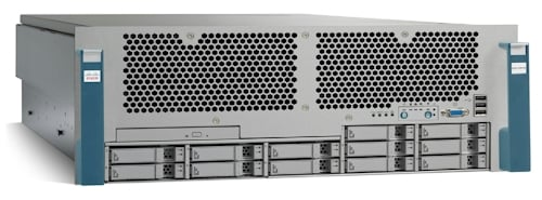 Cisco C460 Nehalem EX Rack Server