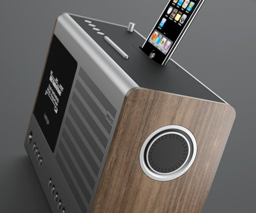 Revo Heritage iPod Dock & Streamer