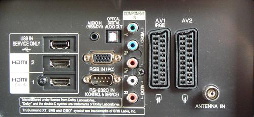 LG 42LH3000 LCD TV