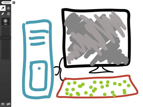 Adobe Ideas iPad app
