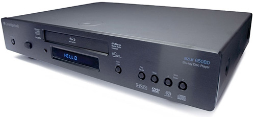 Cambridge Audio Azur 650BD • The Register