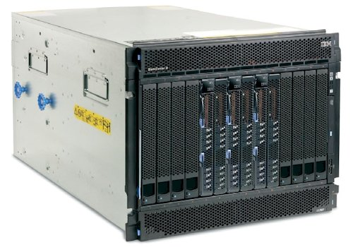 IBM BladeCenter With Power7 Servers