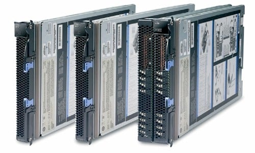 IBM Power 701 and 702 Blade Servers