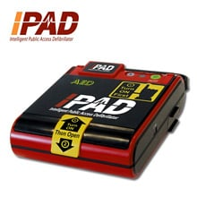 The IPAD defibrillator